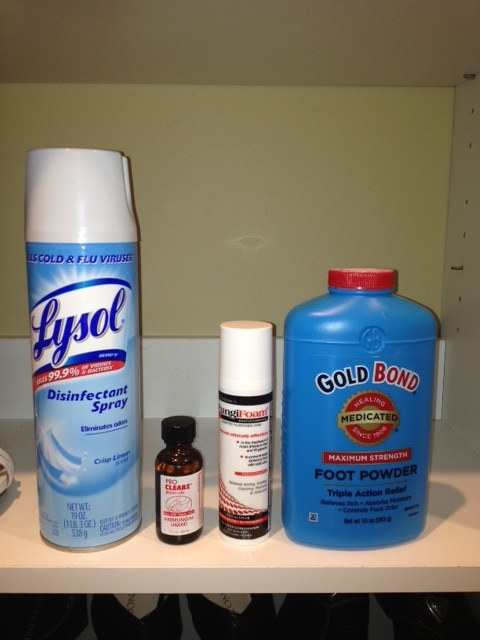 Your Tools for fighting Toe Nail Fungus